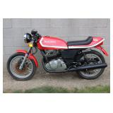 1978 Ducati 500 Sport w/ 9 miles