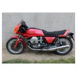 1984 Moto Guzzi 850 w/ 20733 miles
