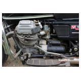 Missing alternator & cover