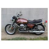 1975 Moto Guzzi 850- T w/ 24992 miles