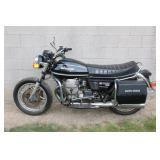 1980 Moto Guzzi V1000 G5 w/ 28653 miles