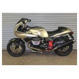 2002 Moto Guzzi Le Mans V11 w/ 183 miles