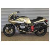 2002 Moto Guzzi Le Mans V11 w/ 3 miles