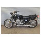 1973 Moto Guzzi V twin w/ 94628 miles