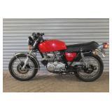 1974 Honda CB 400 Four w/ 6649 miles