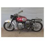 1973 Moto Guzzi w/ 34469 miles