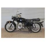 1970 Moto Guzzi w/ 17345 miles
