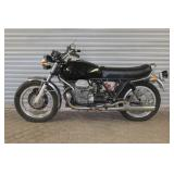 1974 Moto Guzzi w/ 34407 miles