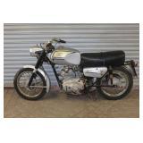 Moto Ducati Monra Junior 160 w/ 7879 miles
