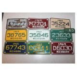 Great Motorcycle license plates