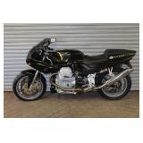 1997 Moto Guzzi 1100 Sport w/ 776 miles