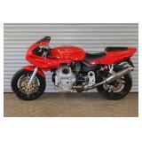 1997 Moto Guzzi 1100 Sport w/ 436 miles