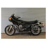 1980 Moto Guzzi Convert w/ 32583 miles