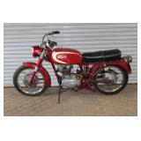 1976 Ducati 200 w/ 1004 miles