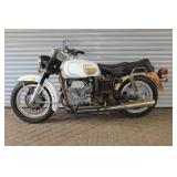 1974 Moto Guzzi 850 LAPD w/ 08859 miles