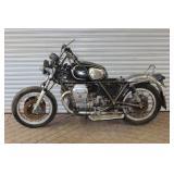 1978 Moto Guzzi w/ 30564 miles