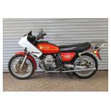 1980 Moto Guzzi V 50 II w/ 14782 miles