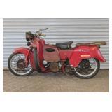 Moto Guzzi w/ 2426 miles