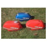 Ducati Gas tanks