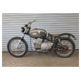 Harley Davidson w/ 3138 miles