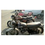 Motorcycle Auction of a Lifetime! Estate of Larry Klein
