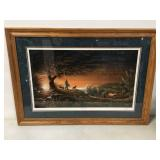 Terry Redlin Lifetime Friends print