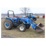2010 New Holland Boomer 4055 Tractor