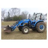 ROPS, 540 PTO, Remote up front