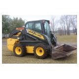 2012 New Holland L 225 Skid Steer