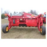 13ft. cut mower, 250 hours SN: YDN114013