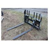 400lbs pallet forks attachment