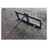 Skid Steer bale spear #2