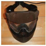 2 Paintball masks