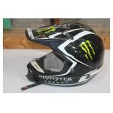 Youth XL Moto cross helmet