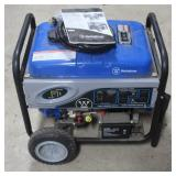 Westinghouse 7000 watt elec. generator