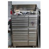 Knight stainless steel tool box