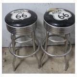 US 66 Shop stools