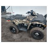 2016 Polaris 570 Sportsman w/ 33 miles!
