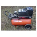 Craftsman 12 Gallon air compressor