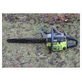 Poulan Super Clean chain saw