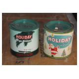 Holiday Pipe Mixture cans