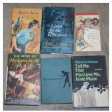 Misc. novels, stories,- hardcover