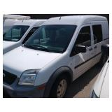 #1504 2012 Ford Transit Connect w/ 57,809 miles