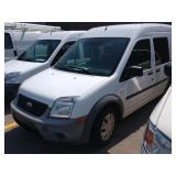 #1415 2012 Ford Transit Connect w/ 89,668 miles