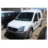 #1225 2012 Ford Transit Connect
