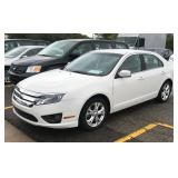 #343 2012 Ford Fusion 25.3k miles