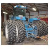 diesel tractor w/ 859 hours