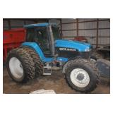 New Holland 8970 4x4 diesel tractor