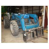 1998 Ford 5030 Diesel 4x4 tractor