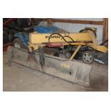 Ford hydraulic 10' plow